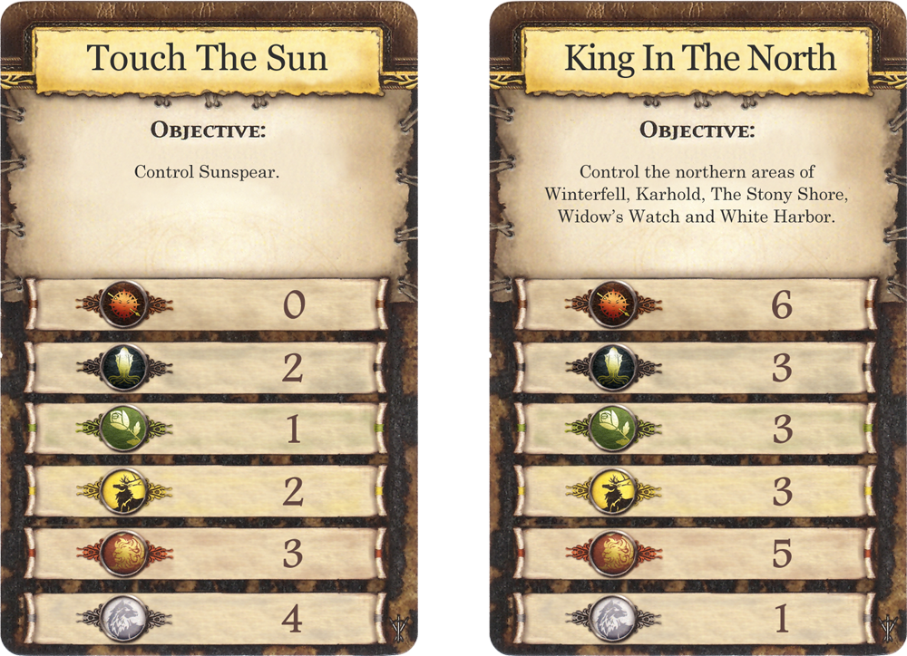 Objective-Cards